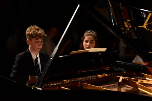 Spring Concert wows audience! – King Edward VI School